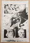 Gary+Frank+Batman+original+comic+art.+p69.++Catwoman%2C+Superman%2C+Doomsday+Clock