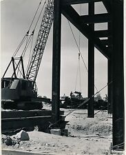 Industrie c. 1950 - Charpente Métallique Pennsylvania USA - GF 324