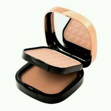 Maquillage satinés poudre compacte pour le teint