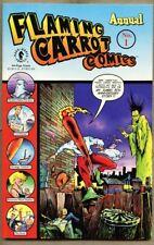 Flaming Carrot Comics Annual #1-1997 nm- 9.2 Mystery Men MysteryMen Burden