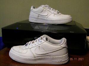 Nike Air Force 1 Men's/Boy's Size 7Y Triple White 314192-117