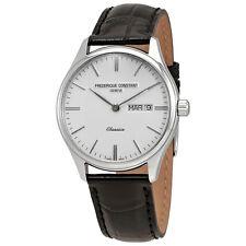Frederique Constant Classics Quartz Silver Mens Watch FC-225ST5B6