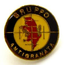 Pin Spilla Calcio Gruppi Ultras - Gruppo Antigranata