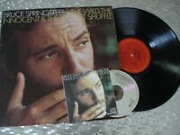 """Bruce Springsteen – """"The Wild, The Innocent & The E Street Shuffle"""" LP PC 32432"""