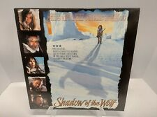 Shadow of the Wolf Laserdisc LD Nice Shape NOT DVD