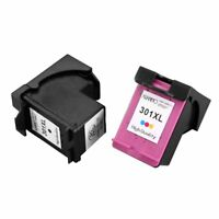 NEW Ink Cartridge for HP 301XL Deskjet Re-manufactured Replacement Parts ON
