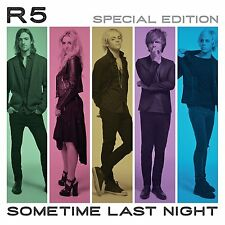 Sometime Last Night Special Edition - R5 CD Sealed ! New ! 2015 !