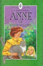 Anne of Windy Willows L M Montgomery 1991 Near Fine Cond Hardcover