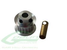 Aluminum Motor Pulley Z16 - Goblin 500 [H0215-16-S]
