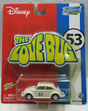 HERBIE THE LOVE BUG **WHITE LIGHTNING** JOHNNY LIGHTNING HOLLYWOOD ON WHEELS