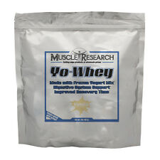 Yo Whey Vanilla by Muscle Research 21 Scoop Bag