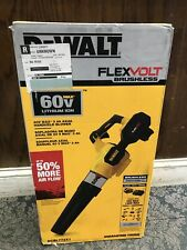 Dewalt Dcbl772X1 60V Flexvolt Brushless Axial Blower W/ Battery And Charger New!