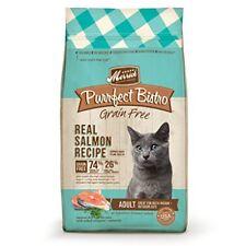 Merrick Purrfect Bistro Grain Free Real Salmon Adult Dry Cat Food 4 lbs.