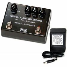 MXR Custom Audio Electronics MC-402 Boost/Overdrive w/ 9v power supply