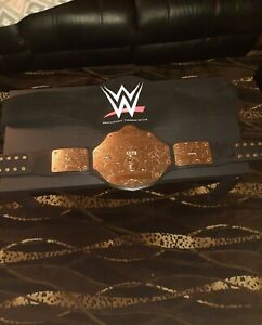 Wwe World heavyweight and united states championships commerative