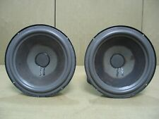 Acoustic Research AR-5 Woofers ( Professionally Re-foamed/Matched Pair )