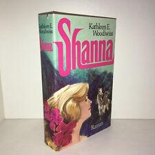 Kathleen E. Woodiwiss SHANNA Roman en allemand - 1978 - [ZZ-3671]