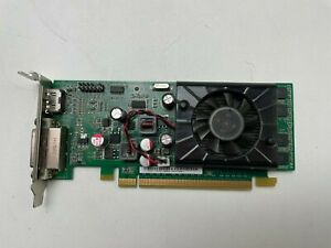 GRAPHIC CARD NVIDIA GeForce 210 512 MB GDDR3 DVI-I HDMI Low Profile Warranty