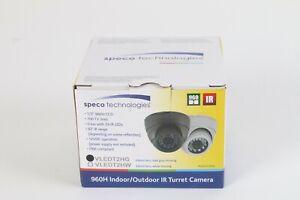 Speco Technologies 960H IR Mini Eyeball Camera 030519015233 - New