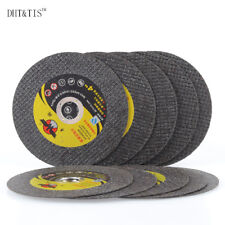 """10x 4"""" Resin Cutting Slice Grinding Disc for Stainless Steel&Metal Angle Grinder"""
