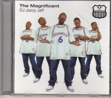 (DG507) The Magnificent DJ Jazzy Jeff, 17 track album - DJ CD