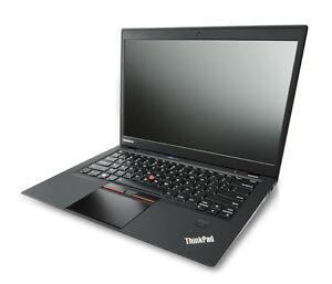 Lenovo ThinkPad X1 Carbon 14in Ultrabook intel core i5-6200U Processor 8GB 256GB