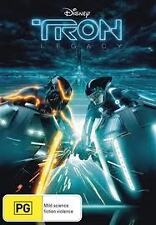 TRON LEGACY - WALT DISNEY - BRAND NEW & SEALED (REGION 4) DVD