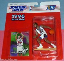 1996 DAMON STOUDAMIRE Toronto Raptors Rookie - low s/h - starting lineup