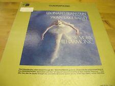 "QUADROPHONIC QBL30056 (MQ30056) CBS 12"" 33 TCHAIKOVSKY SWAN LAKE BALLET SUITE EX"