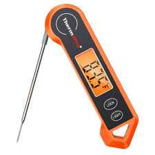 ThermoPro TP19H Instant Read Digital Meat Cooking Thermometer for BBQ Grill