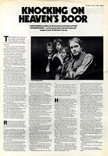 11/4/87pg21 Vintage Article & Picture, The Rainmakers