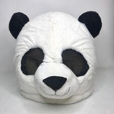 Dan Dee Panda Bear Head Mask Bao Bao Furry Big Greeter Mascot Halloween