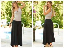 NEW Espiral Long Black Skirt #5702 Size Small