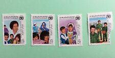 TIMBRE Stamp LIBYE Chili Survivor Révolution Project