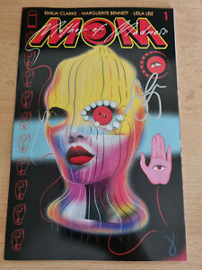 MOM: Mother Of Madness #1 (Cover A Ratcliffe) - Emilia Clarke SIGNED Edition
