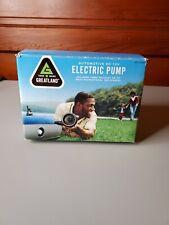 Greatland Electric 120 Volt AC Air Pump for Air Mattress Inflatables - Open Box.