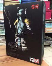Bandai Movie Realization Star Wars Ronin Boba Fett Action Figure