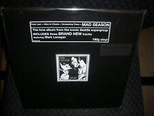 MAD SEASON **ABOVE **BRAND NEW 180 GRAM RECORD LP VINYL