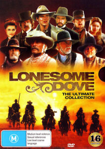 Lonesome Dove - Ultimate Collection - 16 DVD Boxset Complete Collection New