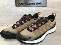 Men's Nike ACG Air Nasu GORE-TEX Shoes Khaki/Golden Beige CW5924-200 Size 11
