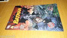 BATMAN # 57 - NICIEZA DANIEL - SCOTT WINN - DC - LION - con poster- SW2