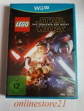LEGO Star Wars Das Erwachen der Macht Nintendo Wii U Neu