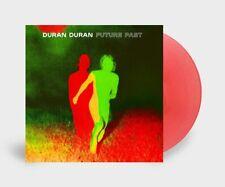 DURAN DURAN - FUTURE PAST - LP RED VINYL NUOVO SIGILLATO INDIE EXCLUSIVE
