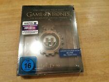 Game Of Thrones Staffel 3 - Limitierte deutsche Steelbook-Edition - NEU