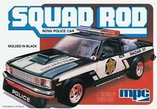 MPC MPC851/12 1/25 1979 Chevy Nova Squad Rod Police Car Plastic Model Kit