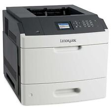 Lexmark MS811dn A4 63ppm Duplex Network Mono Laser Printer MS811 811dn 811 JM
