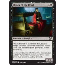 MTG x4 Driver of the Dead Duel Decks: Blessed Vs. Cursed Common Black NM/M