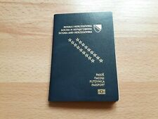 Bosnia and Herzegovina, Collectible Biometric passport