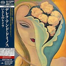 DEREK AND THE DOMINOS - Layla - Japan Mini LP SACD-SHM - UIGY-9023 - CD