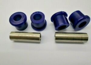 Triumph TR7 TR8 ** TRACK CONTROL ARM BUSHES * POLY Pair Other end to balljoint!